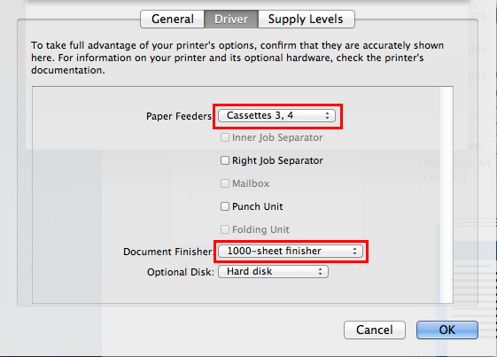 how to add a printer on macbook