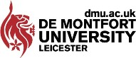 De Montfort University LeicesterlLogo