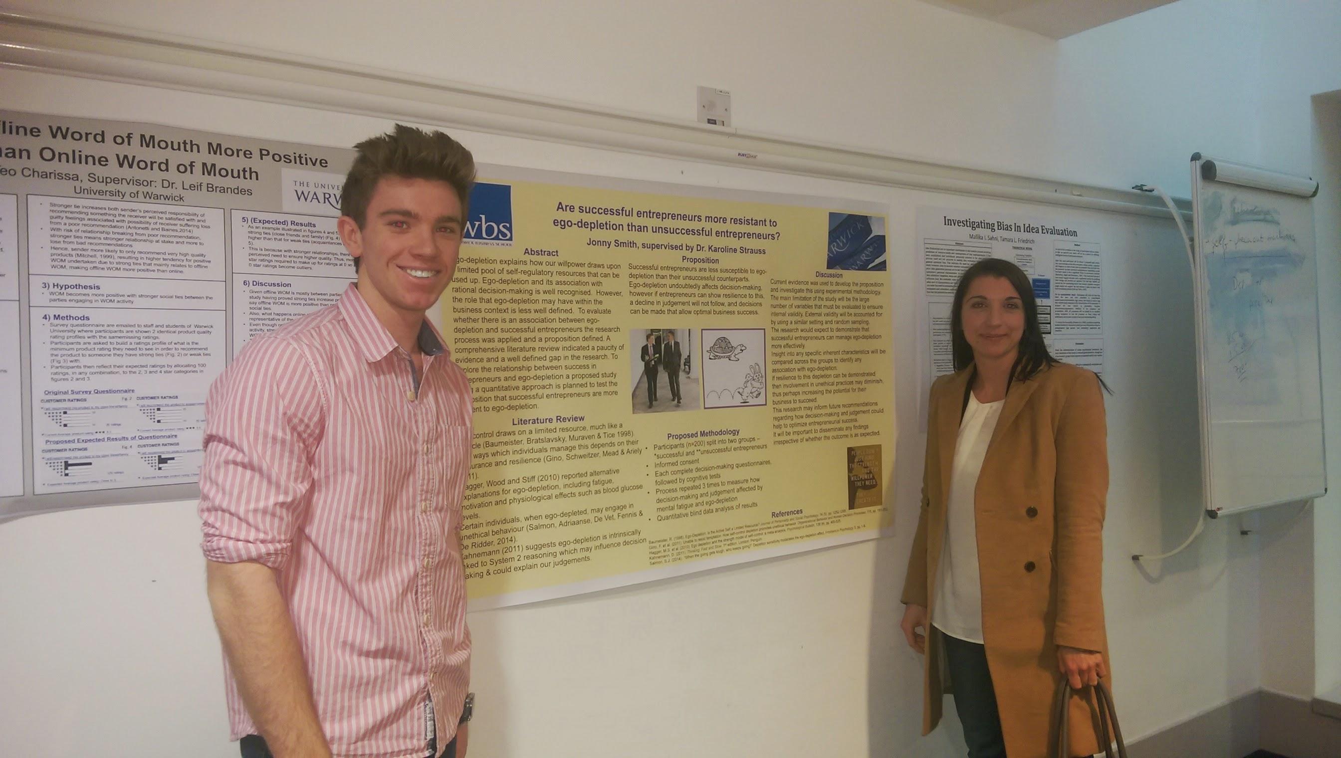 Undergraudate Research Students