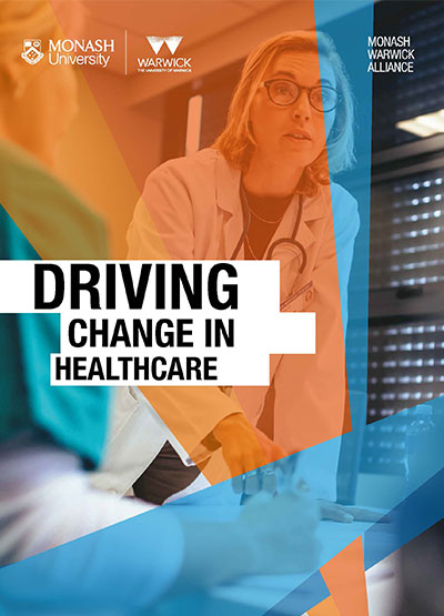 Driving Change in Healthcare