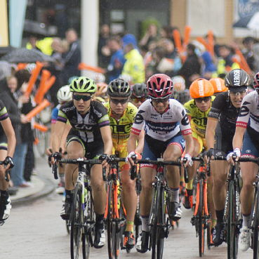 Photo of the 2016 Women's Tour