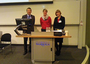 Recruiting students 2015 and beyond - Warwick university admissions office ...