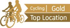 Top Location Gold Award logo