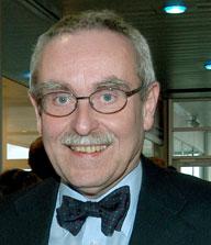 Brian Woods-Scawen CBE