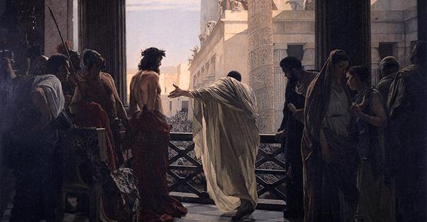 Pontius Pilate - Ecce homo!