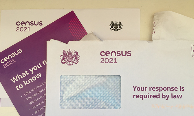 census forms