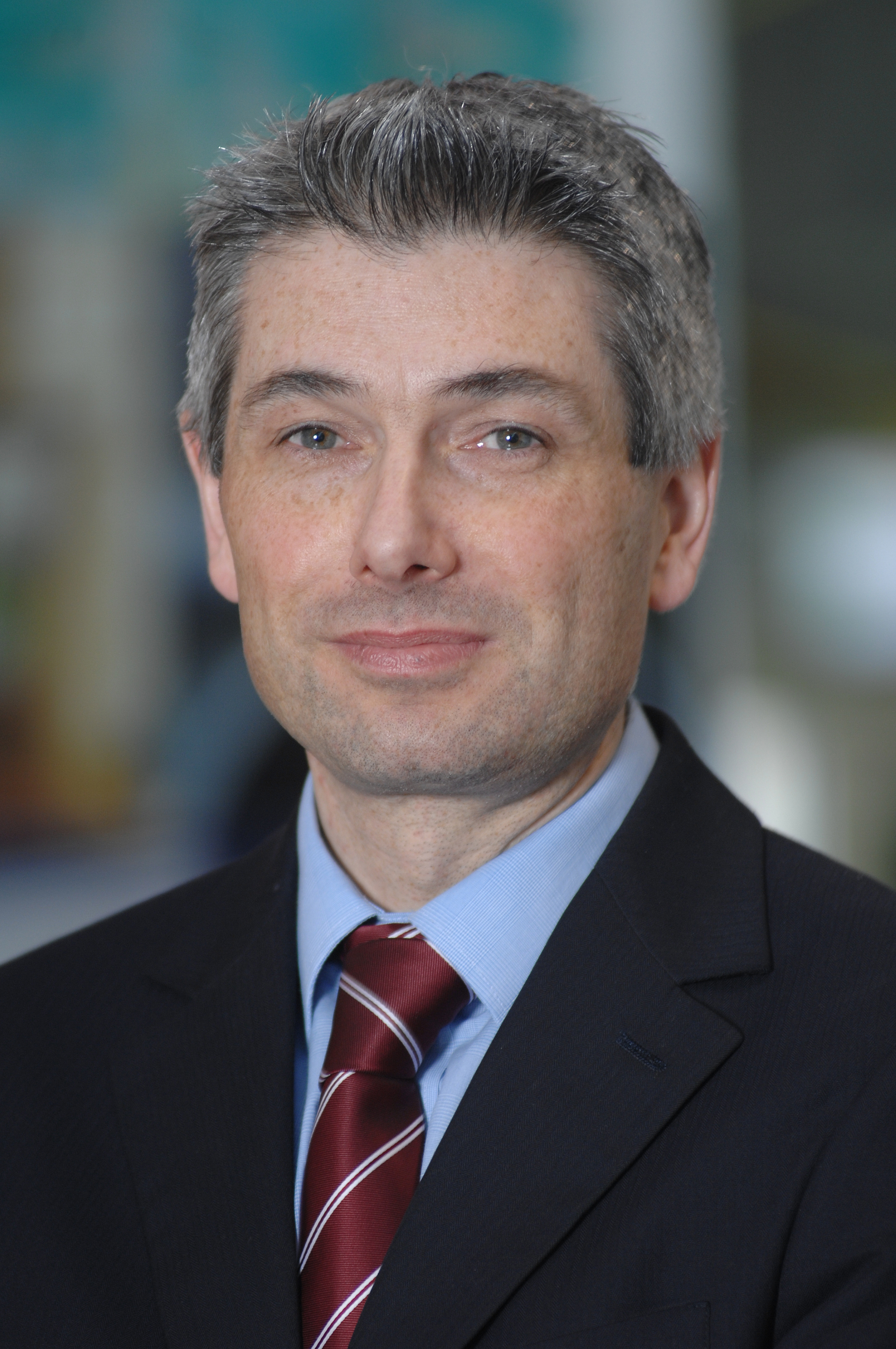 Dr James Marco