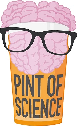 Image result for pint of science