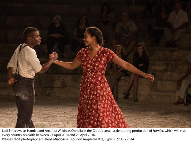 What do 1200 productions of Shakespeare reveal about diversity in classical theatre?