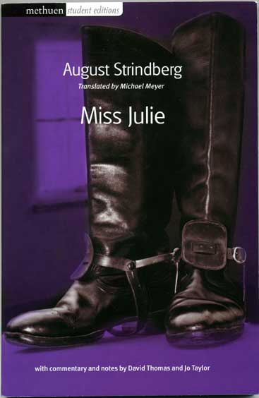 august strindbergs miss julie suicide novel english literature essay Internationally, he is acknowledged mostly for plays such as he father (1888), miss julie (1888), and a dream play (1902), but strind- berg also wrote many novels,5 and it is in the novel black banners (1904) that he states: jealousy is man's sense of purity, which holds his thoughts free from being led into another man's sexual sphere.