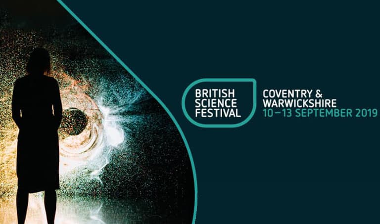 British science festival campaign advertisement