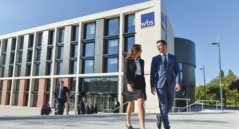 Image of WBS building