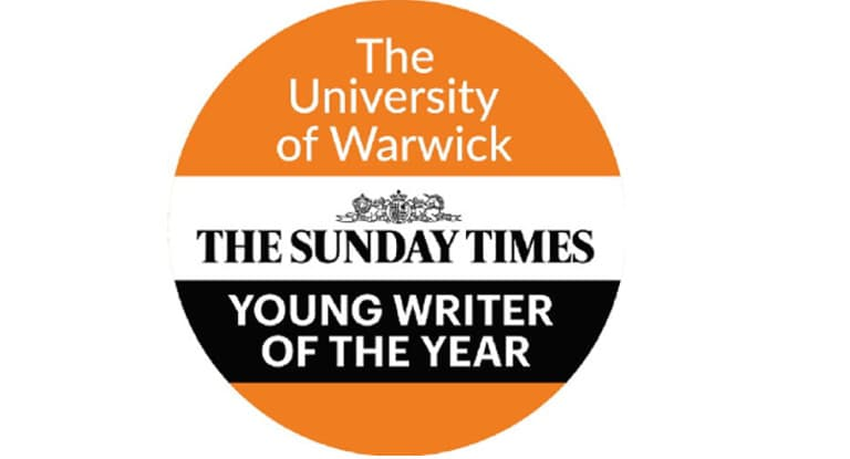 Young writer of the year awards icon