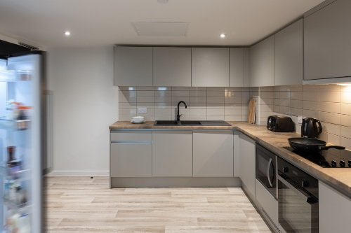 Shared kitchen apartment at City Point