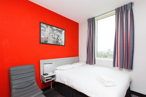 En suite serviced apartment at The Tower