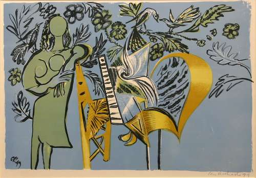 Arrangement for Piano by Ceri Richards