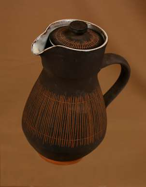 Coffee Pot by Dieter Kunzeman
