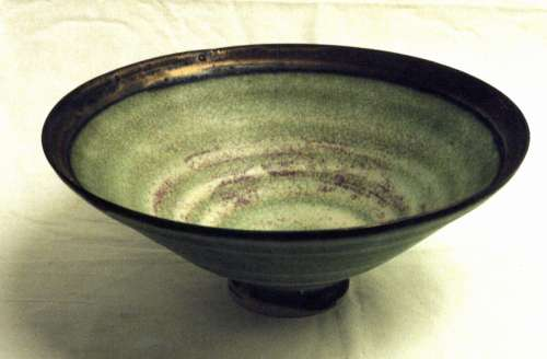 Footed Bowl by Emmanuel Cooper