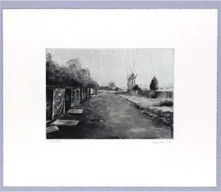 Twelve Short Walks (10) by George Shaw