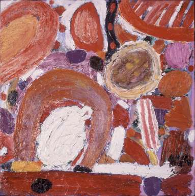Skudia by Gillian Ayres