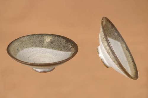 Shallow Bowl by Gwyn Hanssen