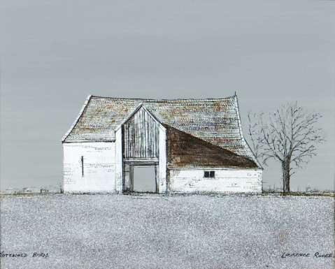 Cotswold Barn by Laurence Roche