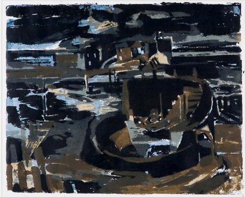 Inner Harbour by Michael Simkin