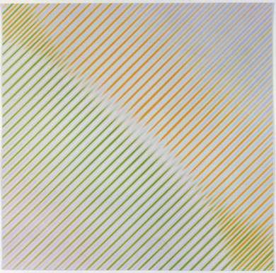 Oranges and Lemons VII by Peter Sedgley