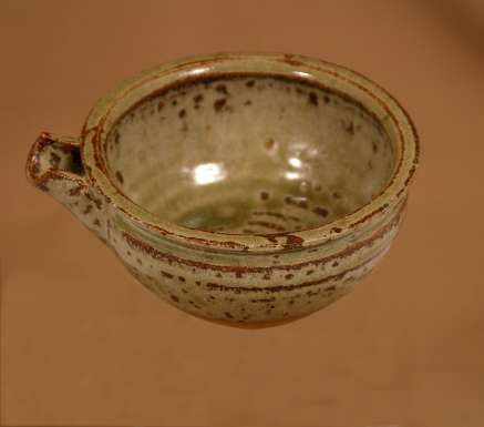 Bowl with Lip by Richard Batterham