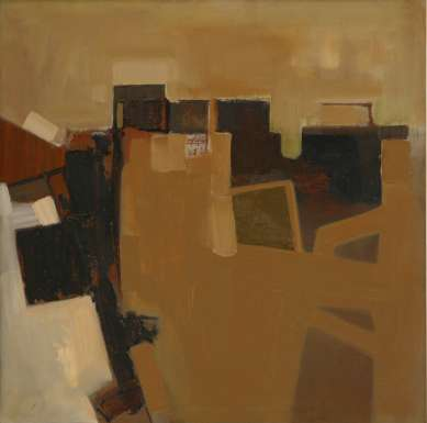 Composition No.9 by R W Wilcox