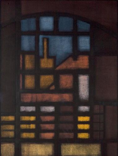 Window onto the Jewellery Quarter (Birmingham Canal Series) by Tessa Beaver