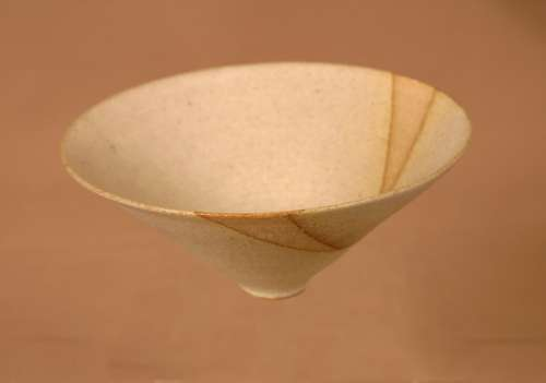 Conical Bowl by Val Barry