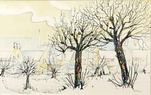 Landscape by Vera Western