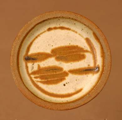 Small plate by Winchcombe Pottery