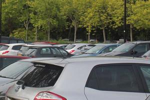 Car Parks Warwick University