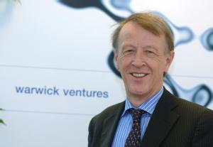 Ederyn Williams, Director of Warwick Ventures