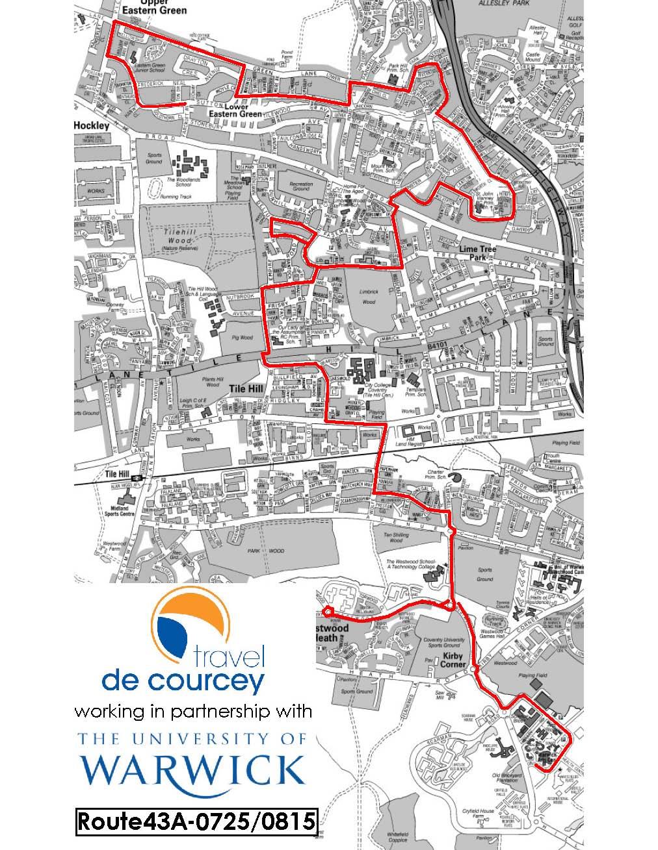 April 2011 – Map Uk Warwick