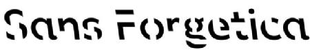 Text in Sans Forgetica. Sans Forgetica is licensed under the Creative Commons Attribution-Non Commercial License (CC BY-NC; https:// creativecommons.org/licenses/by-nc/3.0/)
