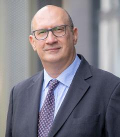 Professor Theo Arvanitis from the Institute of Digital Healthcare at WMG, University of Warwick