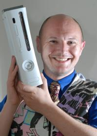 Simon Scarle and Xbox