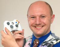 Simon Scarle and Xbox controls