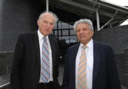 Vince Cable & Lord Kumar Bhattacharya