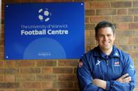 James Ellis, Deputy Director of Sport