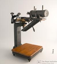 Ionization Spectrometer, Credit: Royal Institution