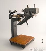 Ionization Spectrometer, Credit: Royal Institution