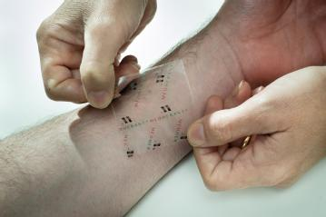 Medication Patch Delivers Drug Through The Skin for Pain Relief
