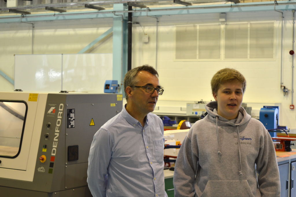 100% pass rate in engineering - WMG Academy for Young Engineers celebrates its first ever set of Level 3 results