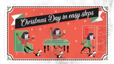 Christmas Day in easy steps