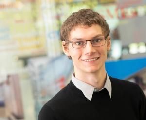 Current WMG Grad job recruit Ben Ayre
