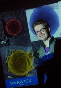 Dr Stefan Bon, University of Warwick